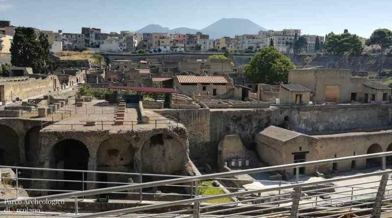 Archeologia, Ercolano: tra like e impression parte la nuova sfida social al lockdown