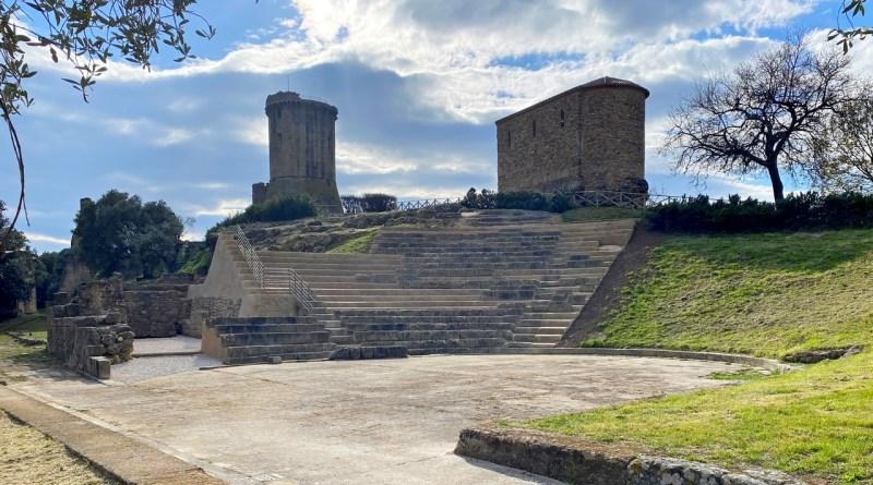 Concluso il restauro del Teatro antico di Velia: ora potrà ospitare il pubblico
