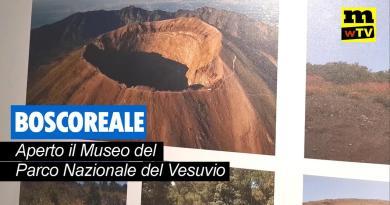 VIDEO – Il Museo del Parco Nazionale del Vesuvio a Boscoreale: tra storia, scienza e attualità
