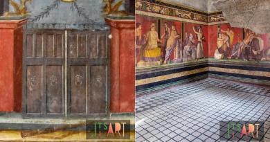 Pompei ha il suo canale su ItsArt, la piattaforma del Mic per la promozione del patrimonio culturale