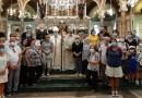 Visita a Pompei del cardinale Gualtiero Bassetti