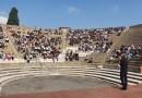 Pompei, al via negli Scavi il progetto di teatro per i ragazzi del territorio Unesco