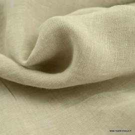 tissu lin chambray georgio naturel tissu lin chambray georgio naturel