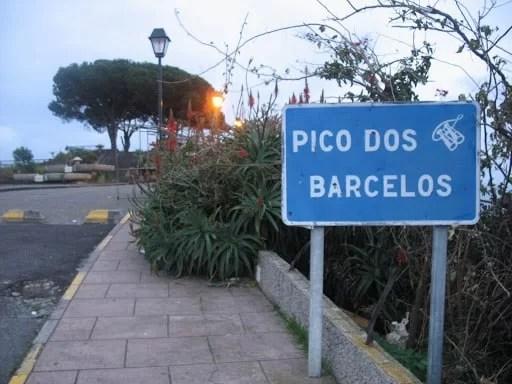 Pico dos Barcelos
