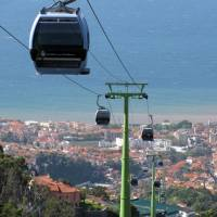 Monte Cable car - Madeira Island cable car