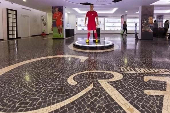 Cristiano Ronaldo Museum opened doors in Funchal