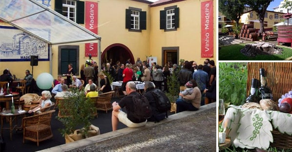 Festival of Wine , Embroidery and Handicrafts of Madeira