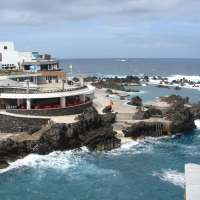 Porto Moniz | Natural swimming pool | Lava Pools