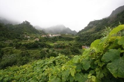 Madeira Regen