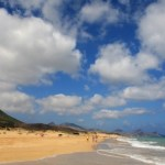 Surfen auf Madeira