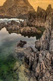 Porto Moniz Meeresschwimmbad