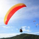 Paragliding – Gleitschirmfliegen