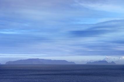 Aussicht auf die Ilhas Desertas