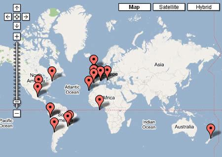 Blogue global