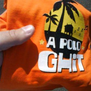 A Polo Ghit laranja