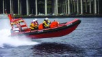 Life Guards Rescue Vessel.