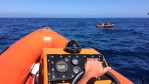 Young girls rescued off Garajau