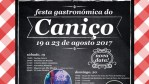 Caniço Gastronomic 19th-23rd August