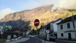 Fire out in Ponta do Sol