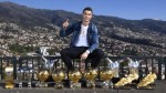 Ronaldo never imagined a photo like this