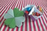 This weeks origami workshop