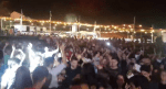 Video shows the Big Festa in São Vicente at the weekend