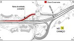 Junction 16 Caniço closed from 9am Tomorrow.