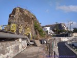 Emigrants bought the São José Fort to open it to the public, with a museum and preserved heritage