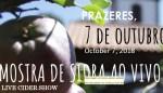 Quinta Pedagógica dos Prazeres performs live Cider Show