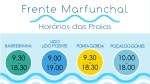 New Bathing Times from April 1st