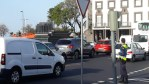 Police try to ease traffic problems in Funchal