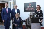 "Albuquerque inaugurates Hotel with praises to Churchill ""a visionary"", Dionísio Pestana ""a great businessman"" and the Jardim ""a great man"""