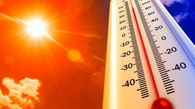 Three hot days in Madeira gives yellow warning
