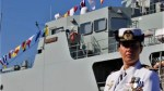 FIRST NAVAL WOMAN COMMANDER ON MISSION IN MADEIRA