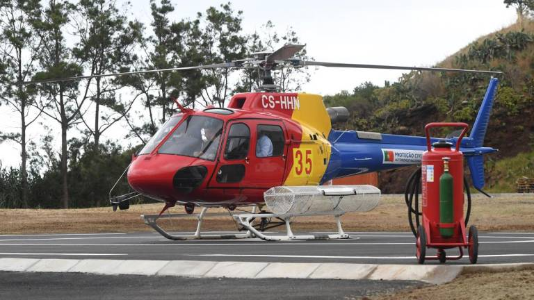 POCIF in force between 15 June and 30 November with helicopter 'support'