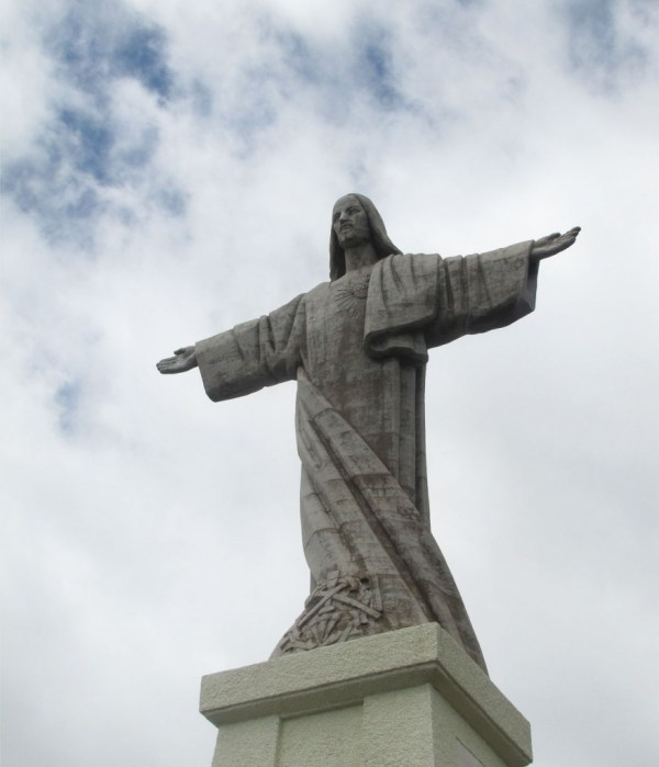 christus beeld madeira cristo rei garajau