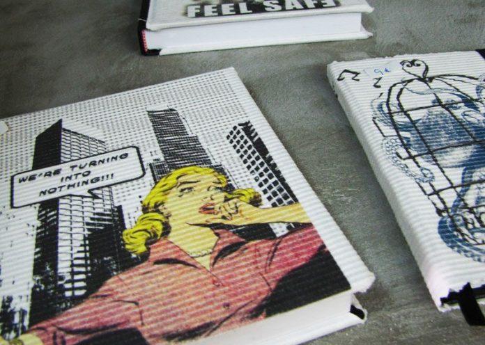 walking frame funchal artwork designs notebooks
