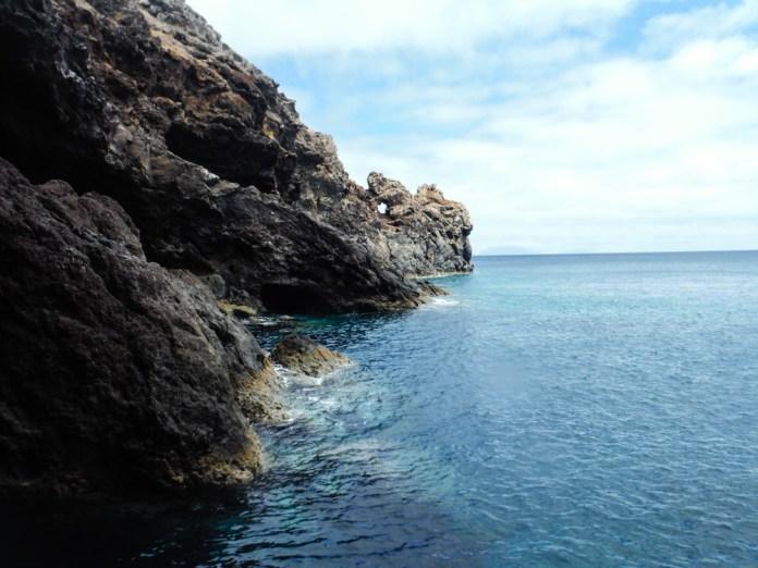 coasteering Madeira Ponta do Sao Lourenco coast cliffs