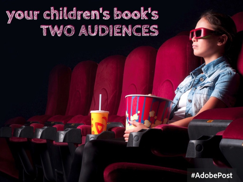 Your Children's Book's Two Audiences image