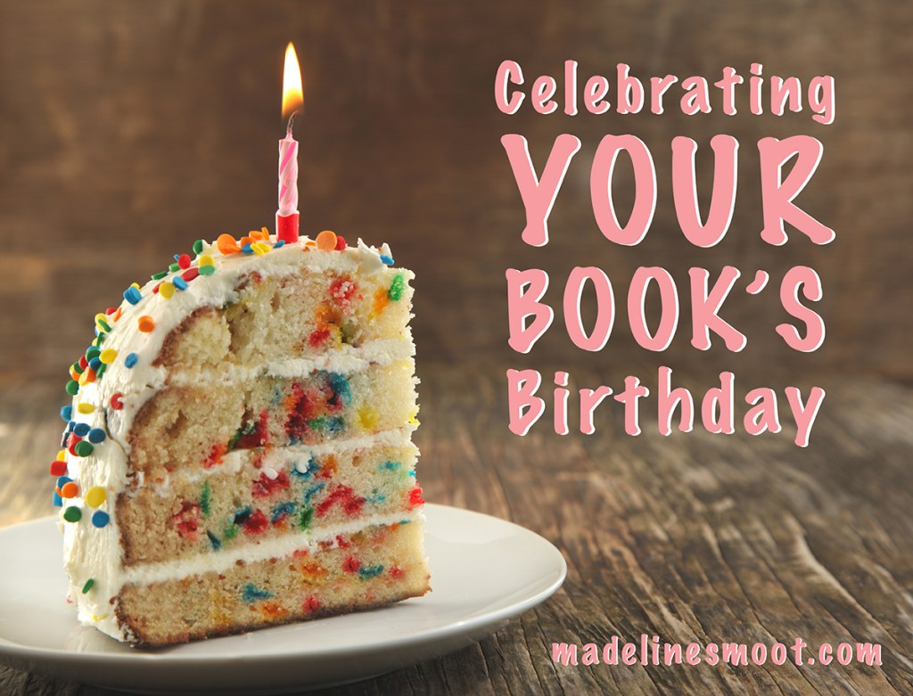 Book's Birthday Image