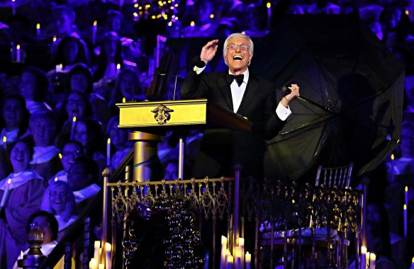 Candlelight Ceremony with Dick Van Dyke