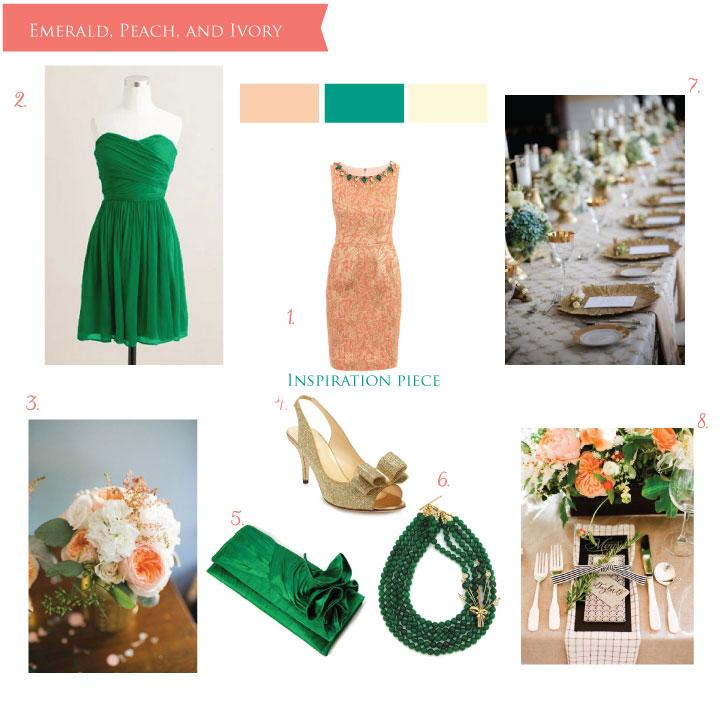 Emerald-Green Inspiration Board