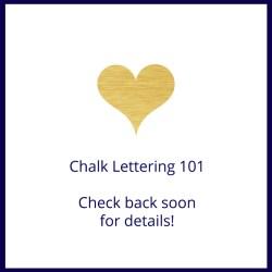chalklettering