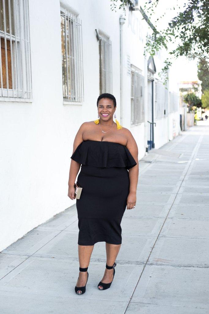 Rue107, plus size blogger, Nine West