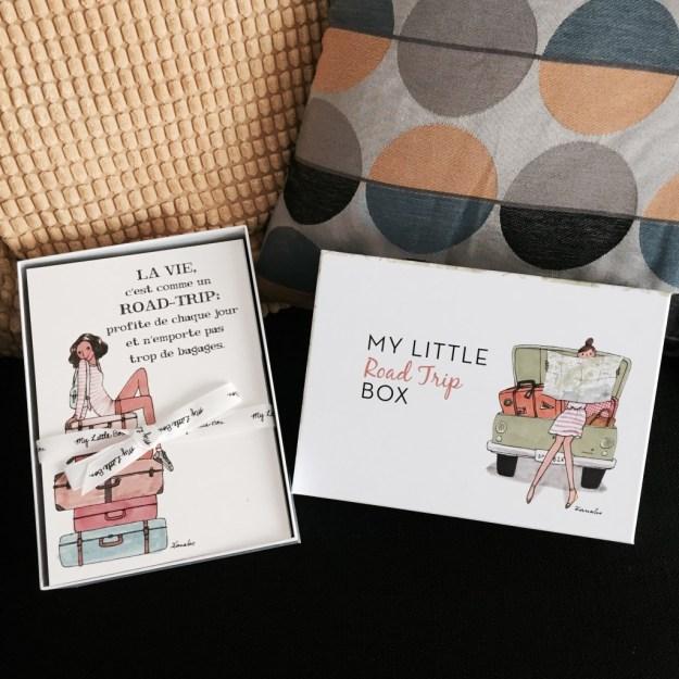 My little road trip box -secret