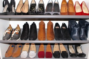 chaussures - dressing