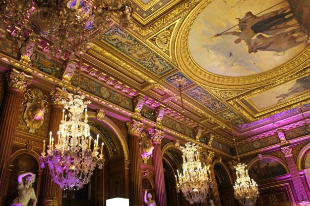 Golden Blog Awards - Plafond