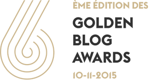 Golden Blog Awards - Logo