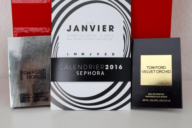 sephora box - accessoires