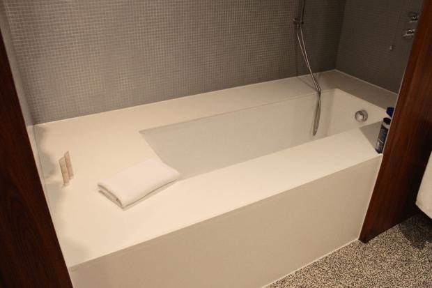 voyageprivé - baignoire